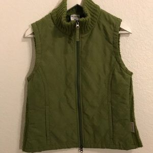 Columbia quilted sweater vest